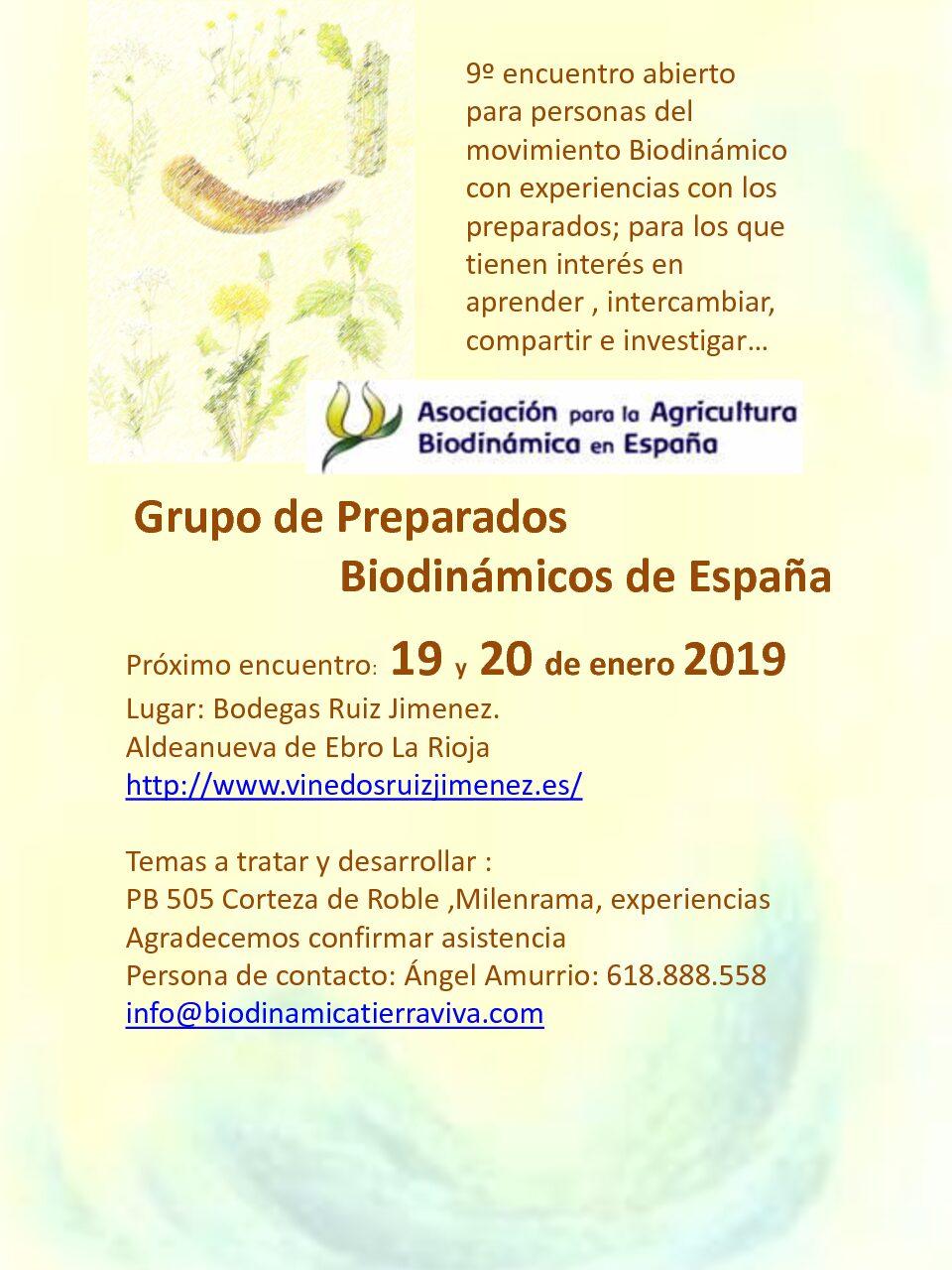 IX Encuentro Elaboradores Preparados