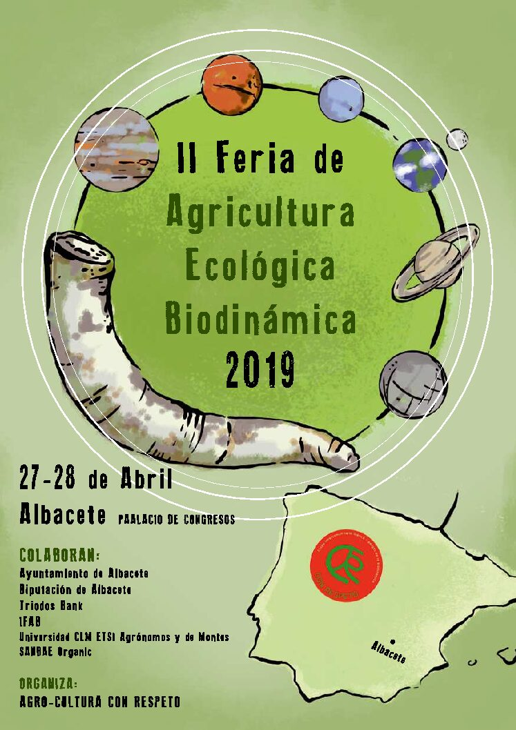 II Feria Biodinámica de Albacete
