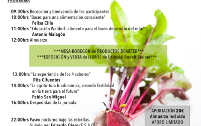 Jornada Alimentación y Agricultura
